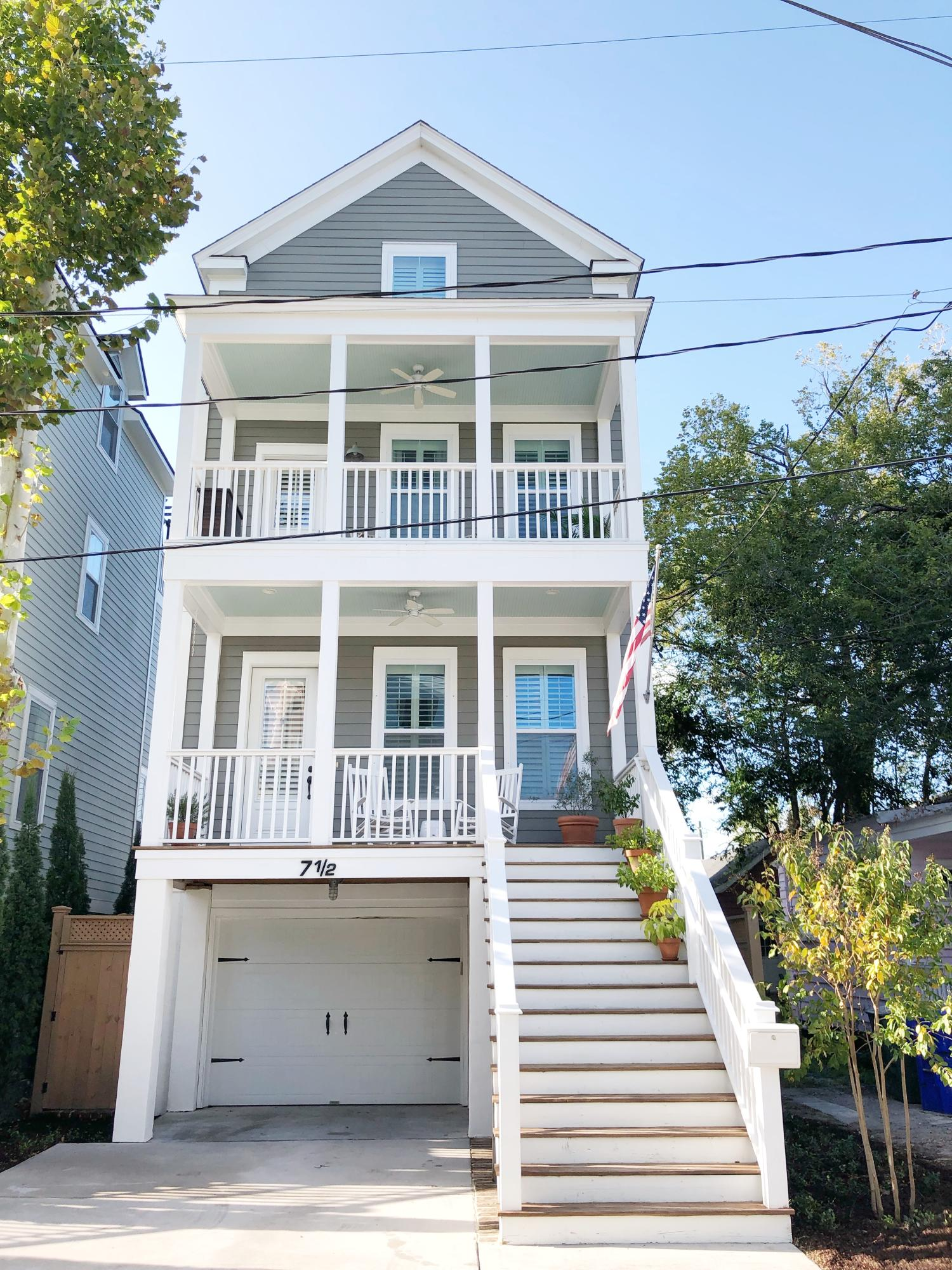 7 1/2 Woodall Court Charleston, SC 29403