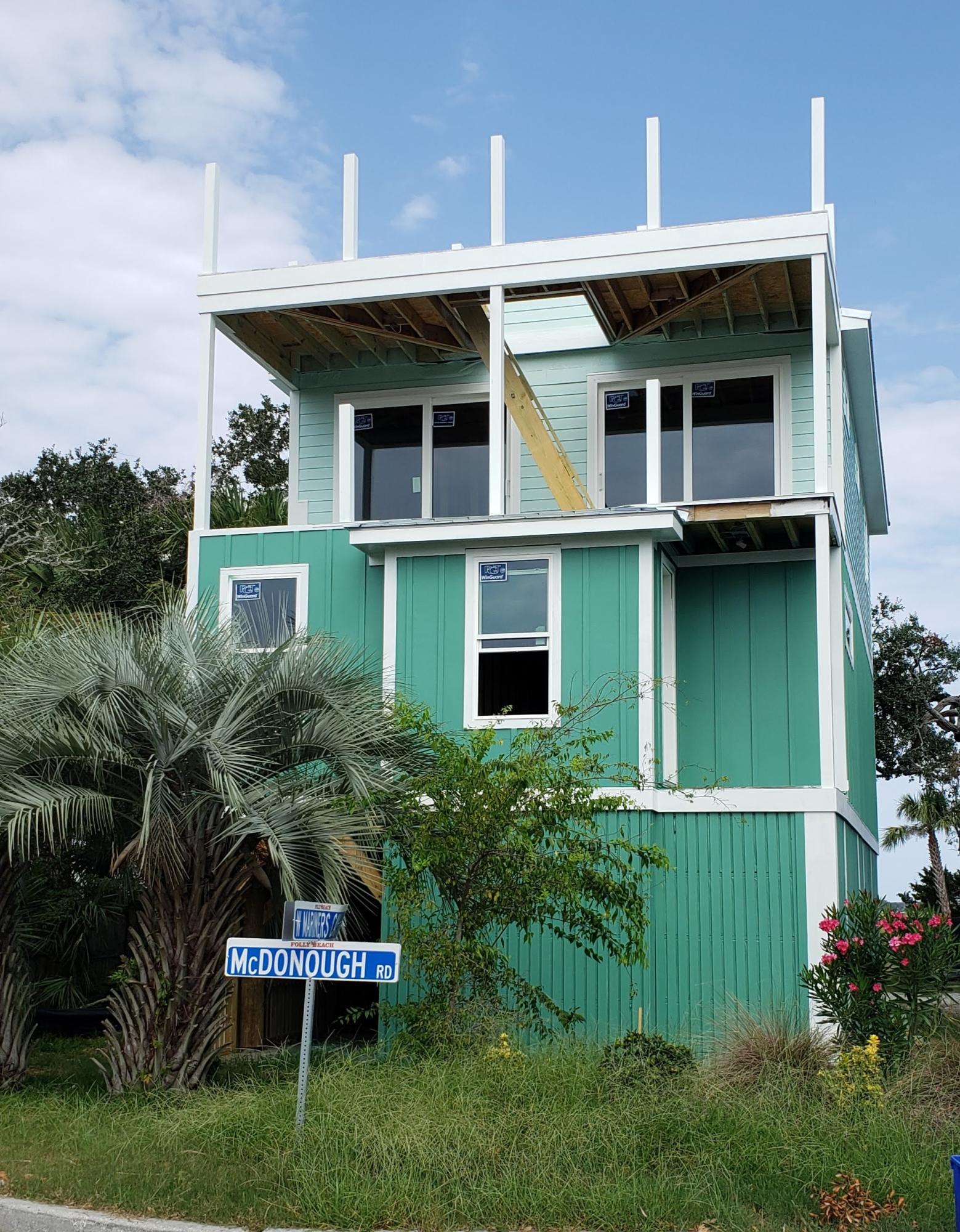16 W Mariners Cay Drive Folly Beach, SC 29439