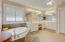 Spacious Master Bath offers Large His & Her Vanities...