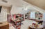 Bonus Room/5th Bedroom features Great Architectural Lines, a Walk-In Closet and...