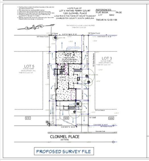 1208 Clonmel Place Mount Pleasant, SC 29464