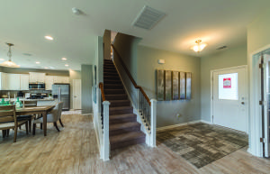 This listing is proposed construction. Pictures are of a model home built with some options added for inspiration.