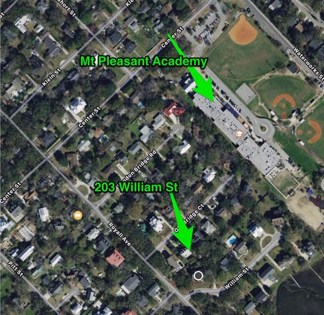 203 William Street Mount Pleasant, Sc 29464