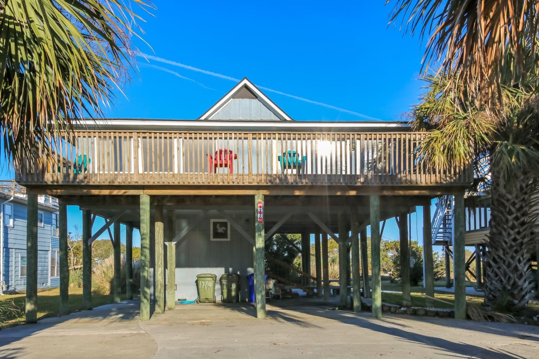 1720 E Ashley Folly Beach, SC 29439