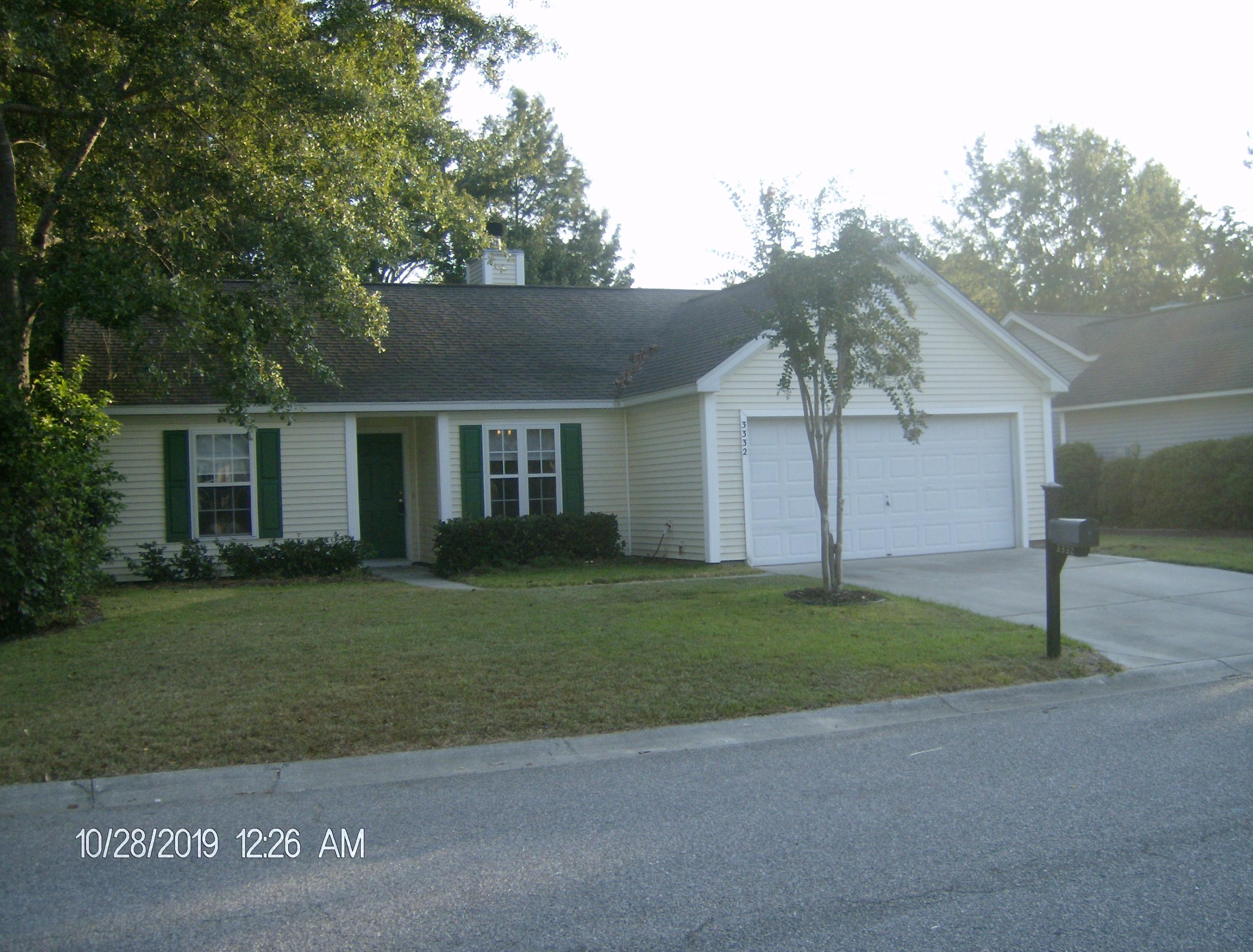 3332 Crowell Lane Mount Pleasant, Sc 29466