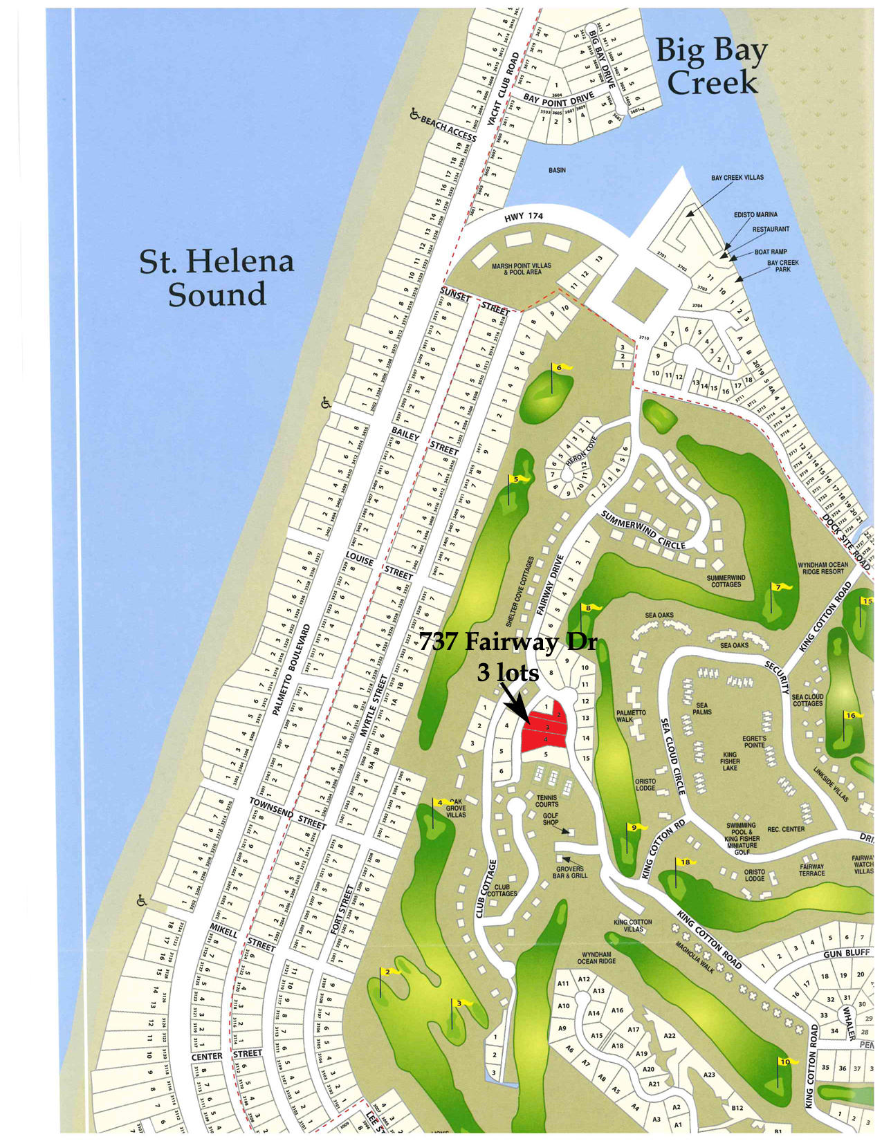 737 Fairway Drive Edisto Beach, SC 29438