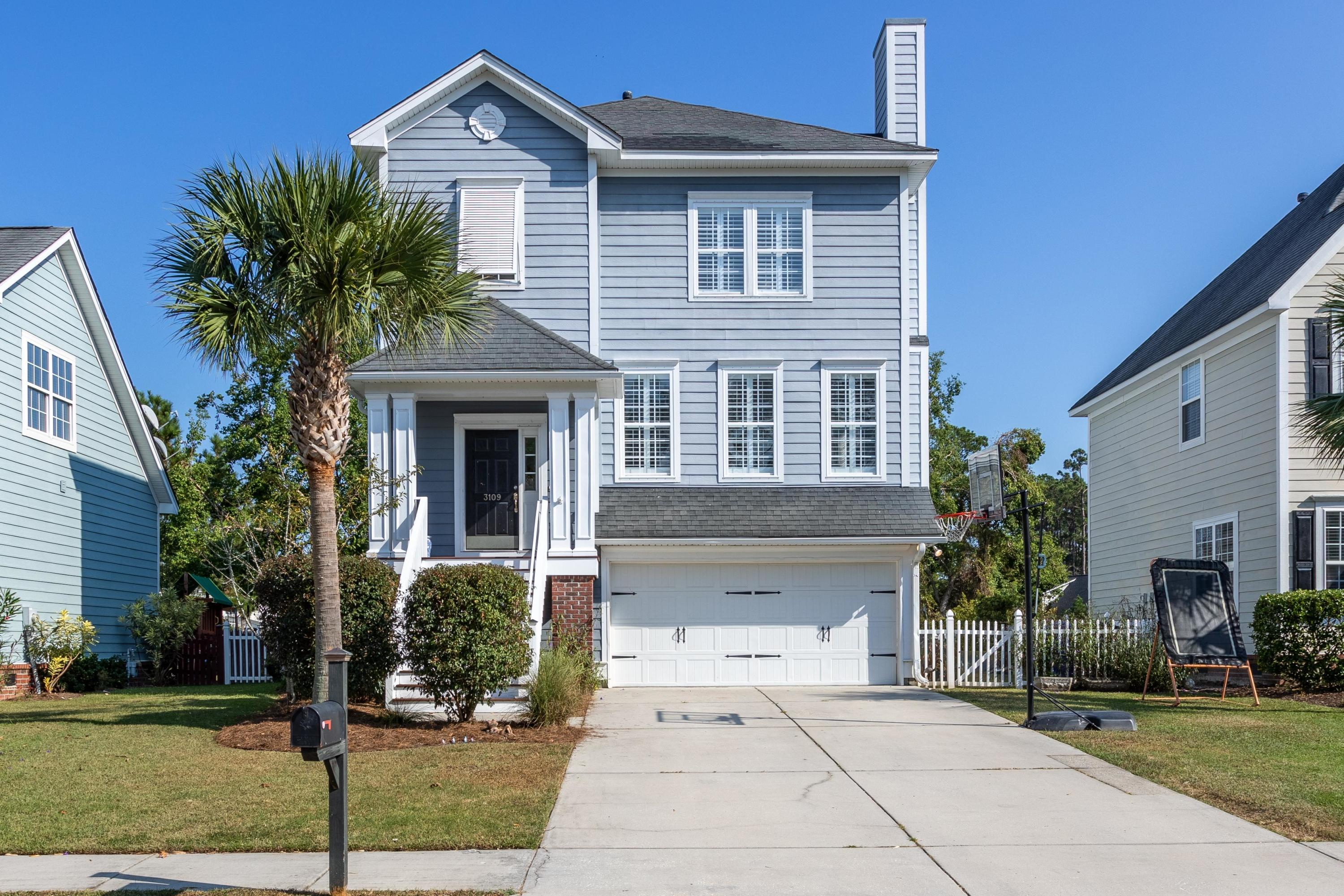 3109 Sonja Way Mount Pleasant, SC 29466
