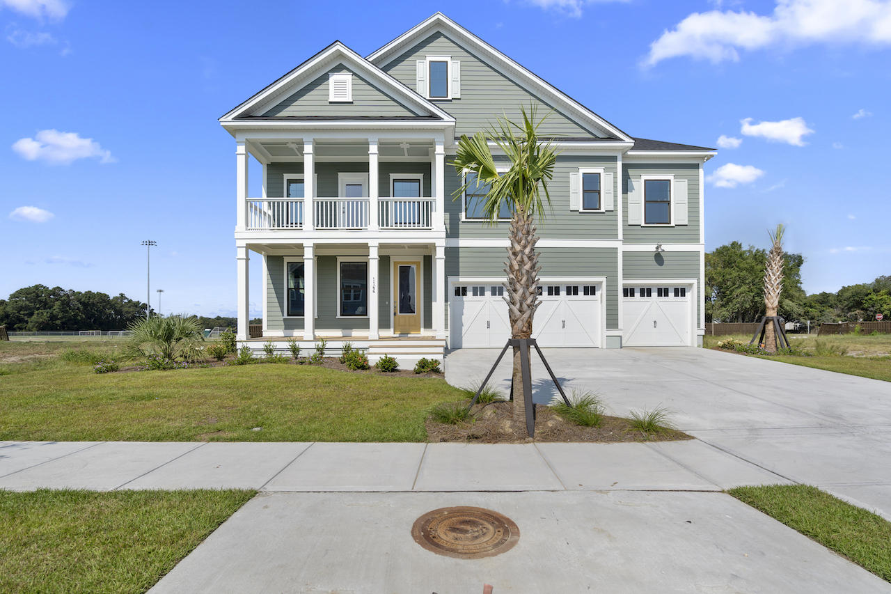 1166 Elliotts Cut Drive James Island, SC 29412
