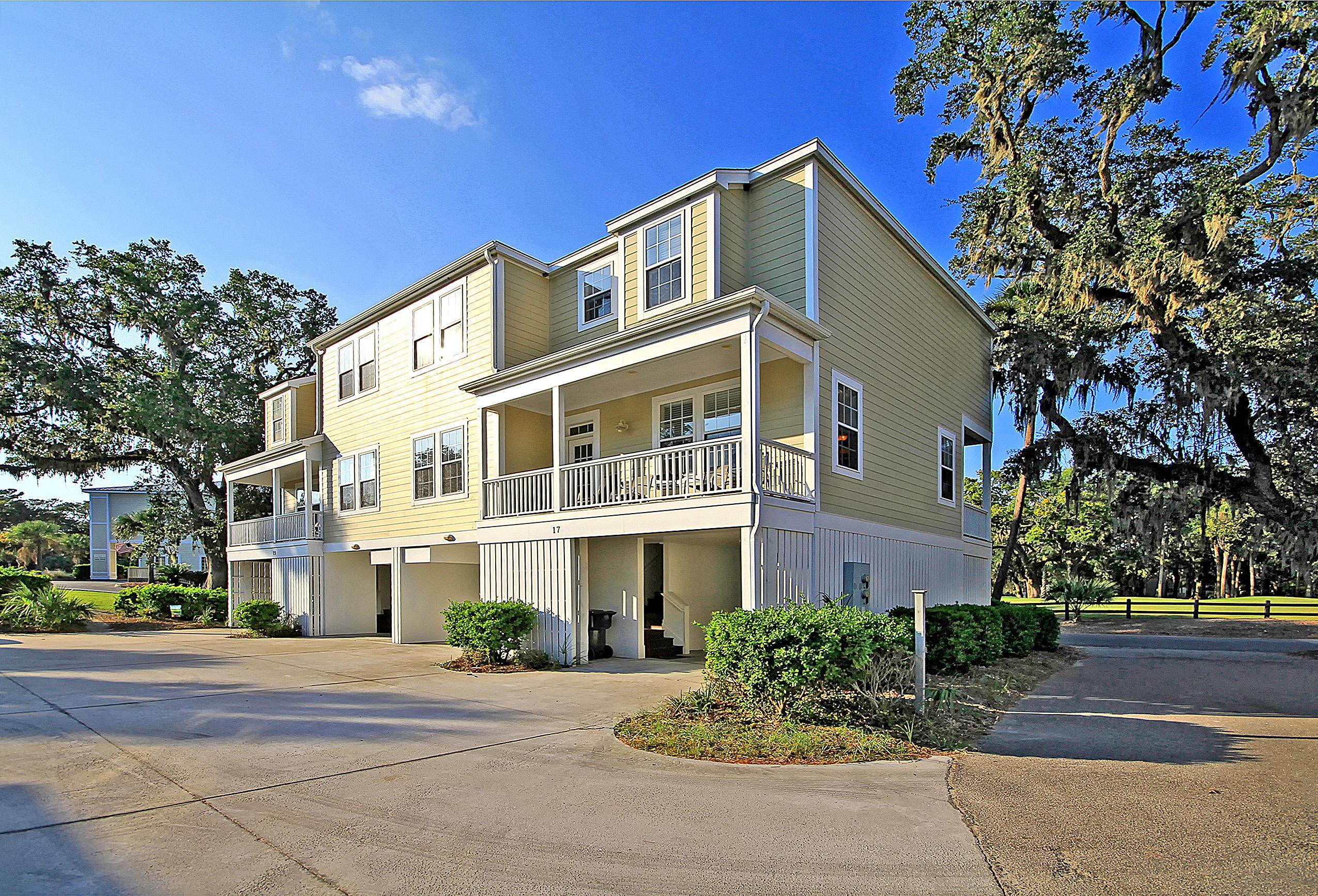 590 King Cotton Road UNIT 17 Edisto Beach, SC 29438