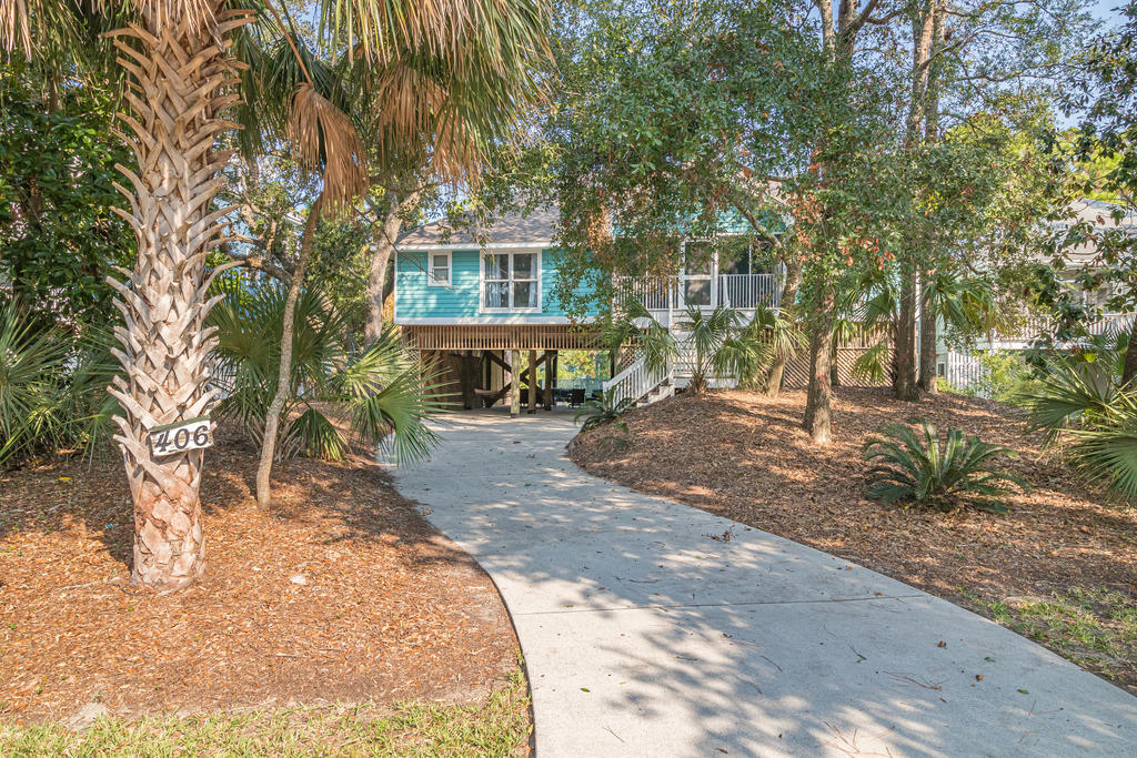406 W Hudson Avenue Folly Beach, SC 29439
