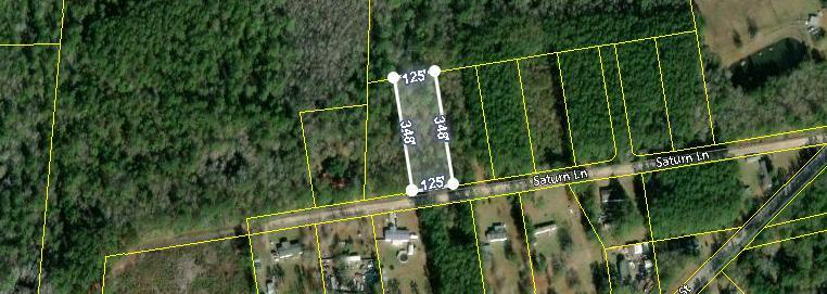 Saturn Lane Walterboro, SC 29488