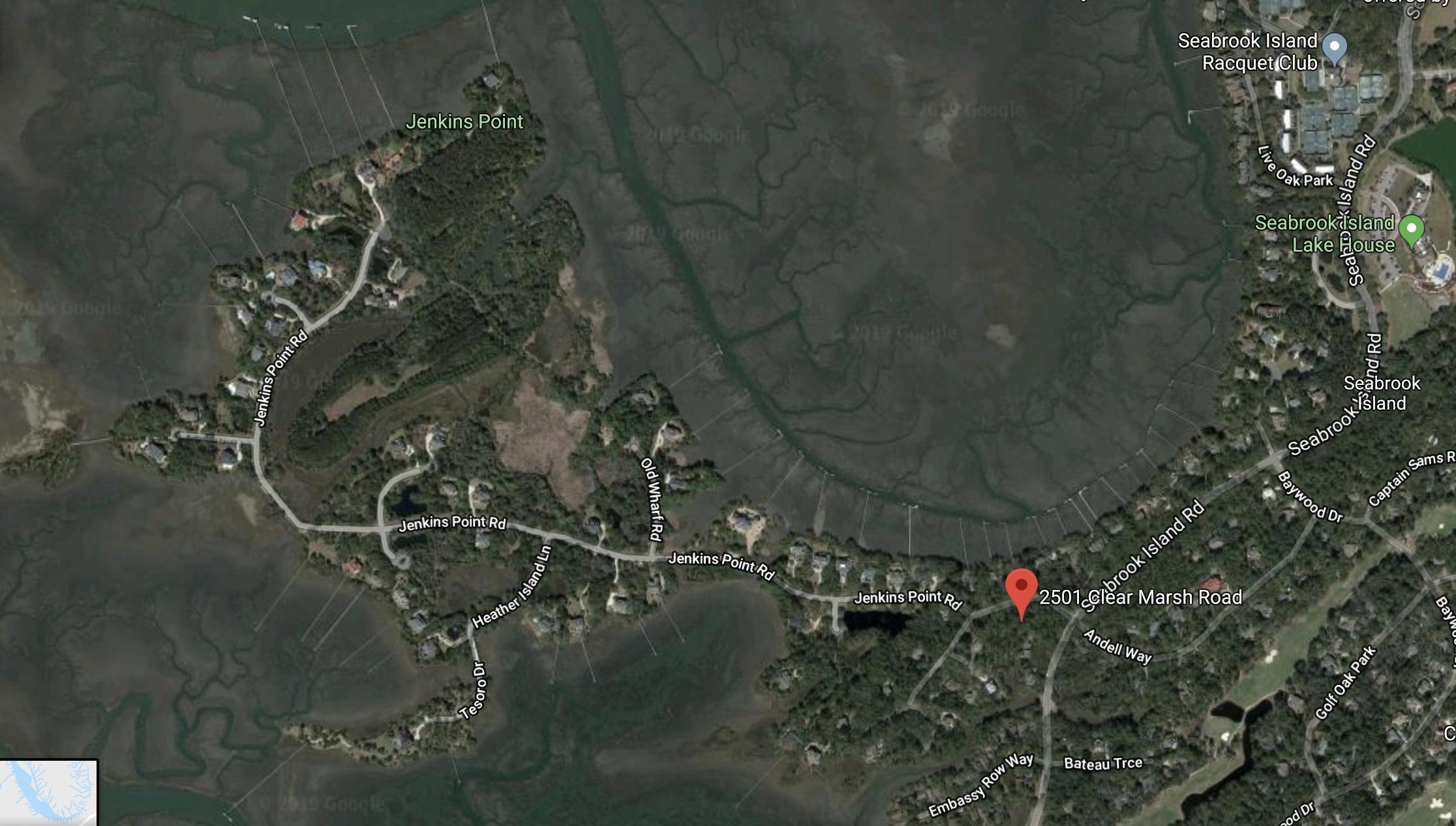 2501 Clear Marsh Road Seabrook Island, SC 29455