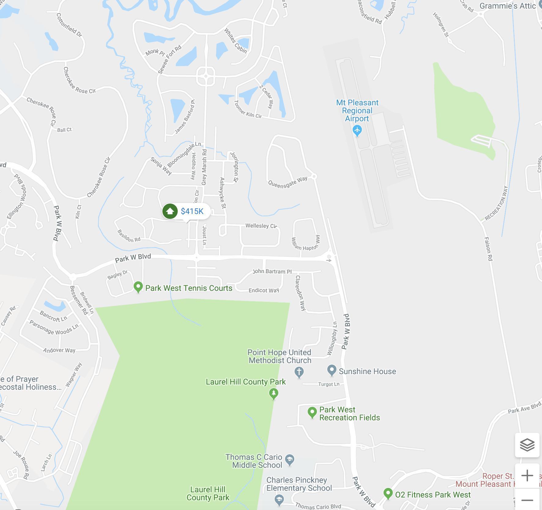 Park West Homes For Sale - 2687 Basildon, Mount Pleasant, SC - 1