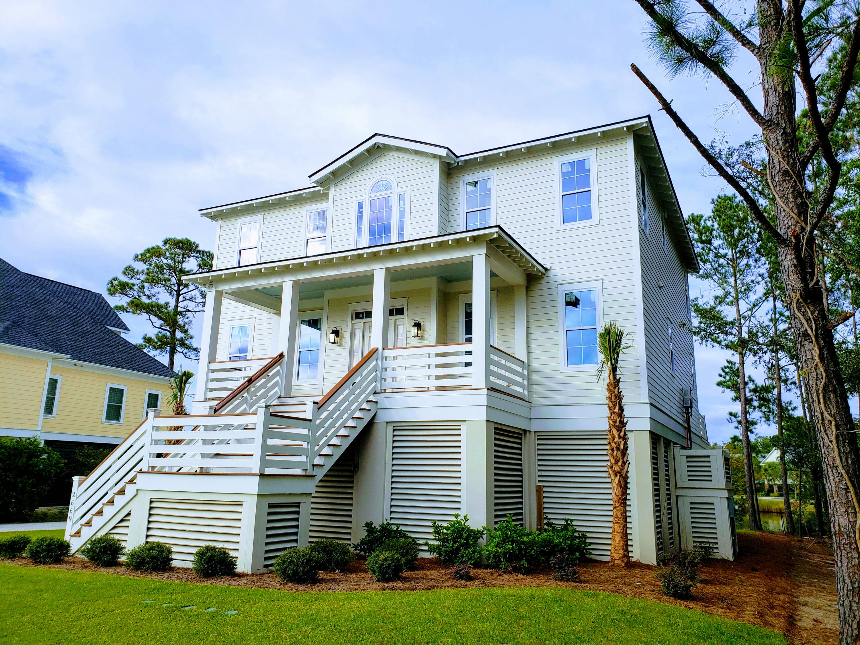 2669 Crooked Stick Lane Mount Pleasant, SC 29466