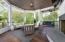 Huge screen porch!
