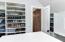 A fashionista's dream closet!