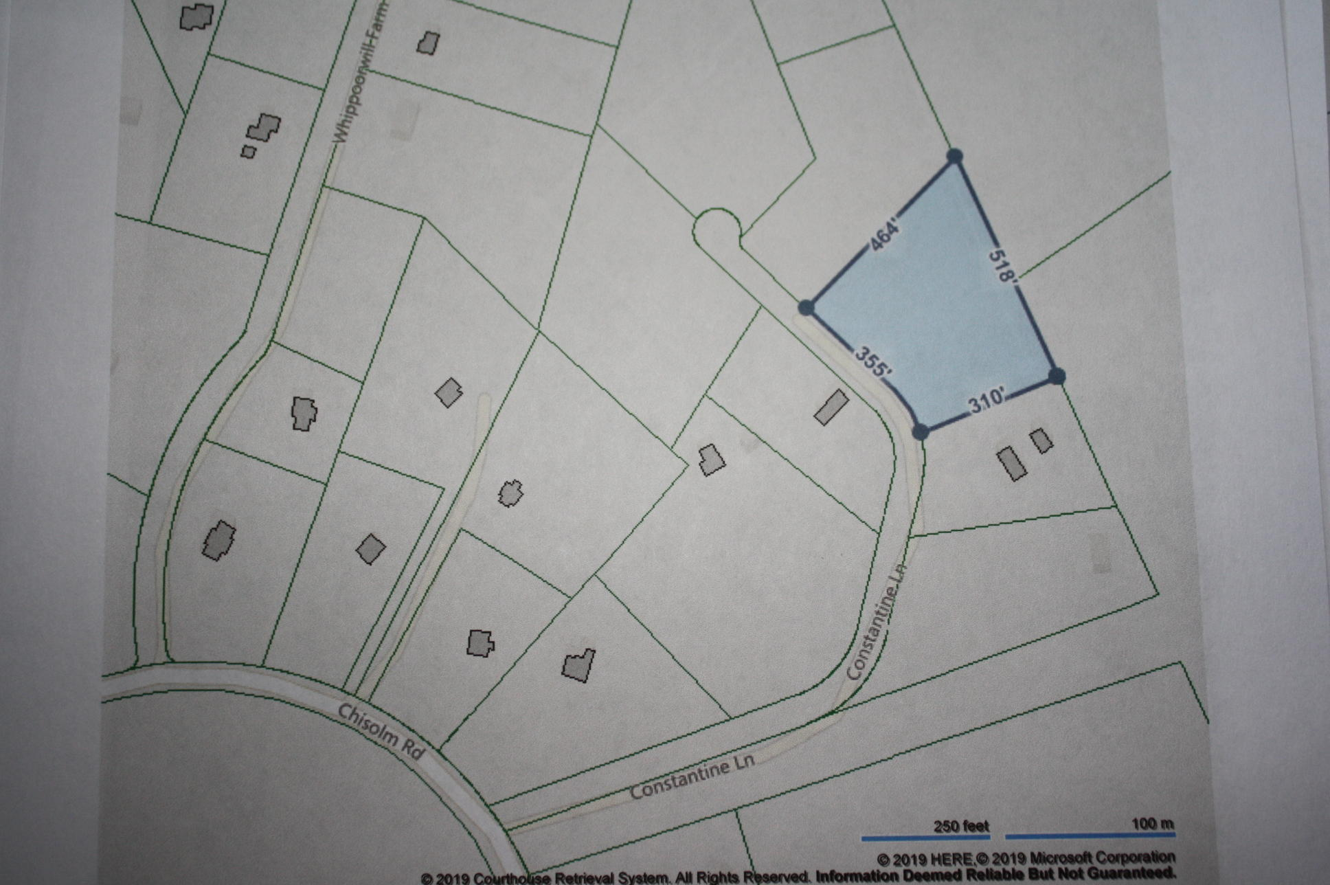 Lot 7 Constantine Lane Johns Island, SC 29455