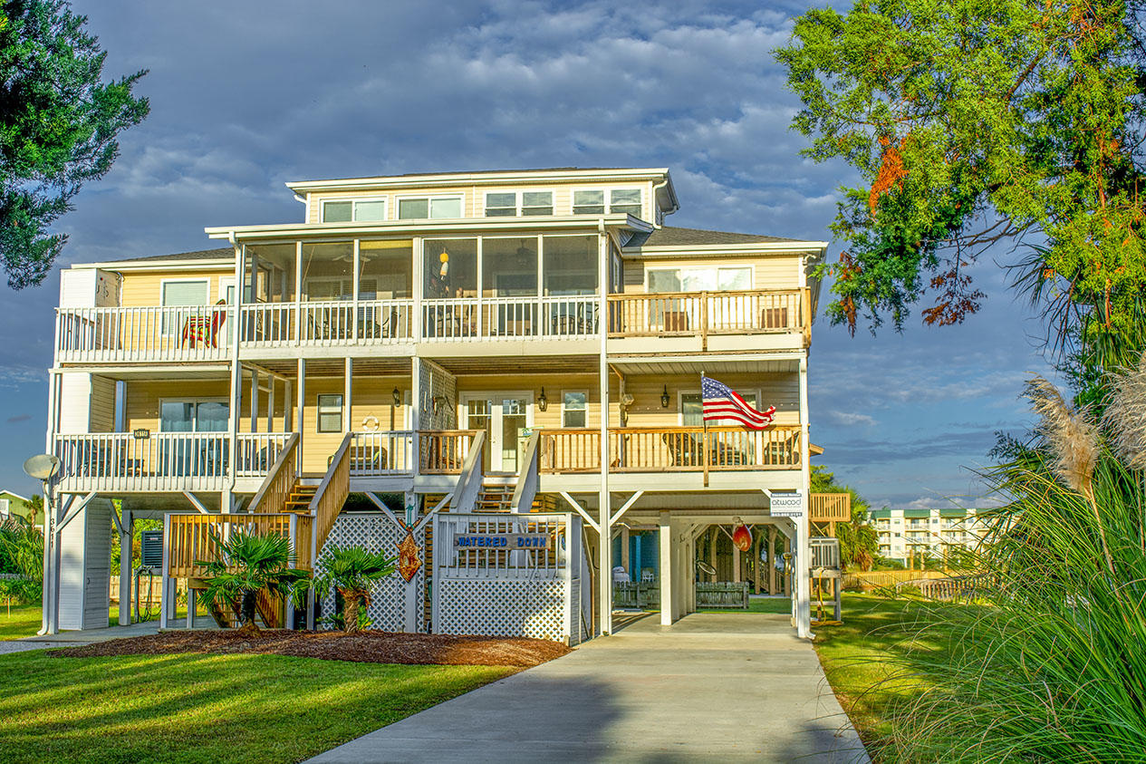3611 Yacht Club Rd UNIT B Edisto Beach, SC 29438