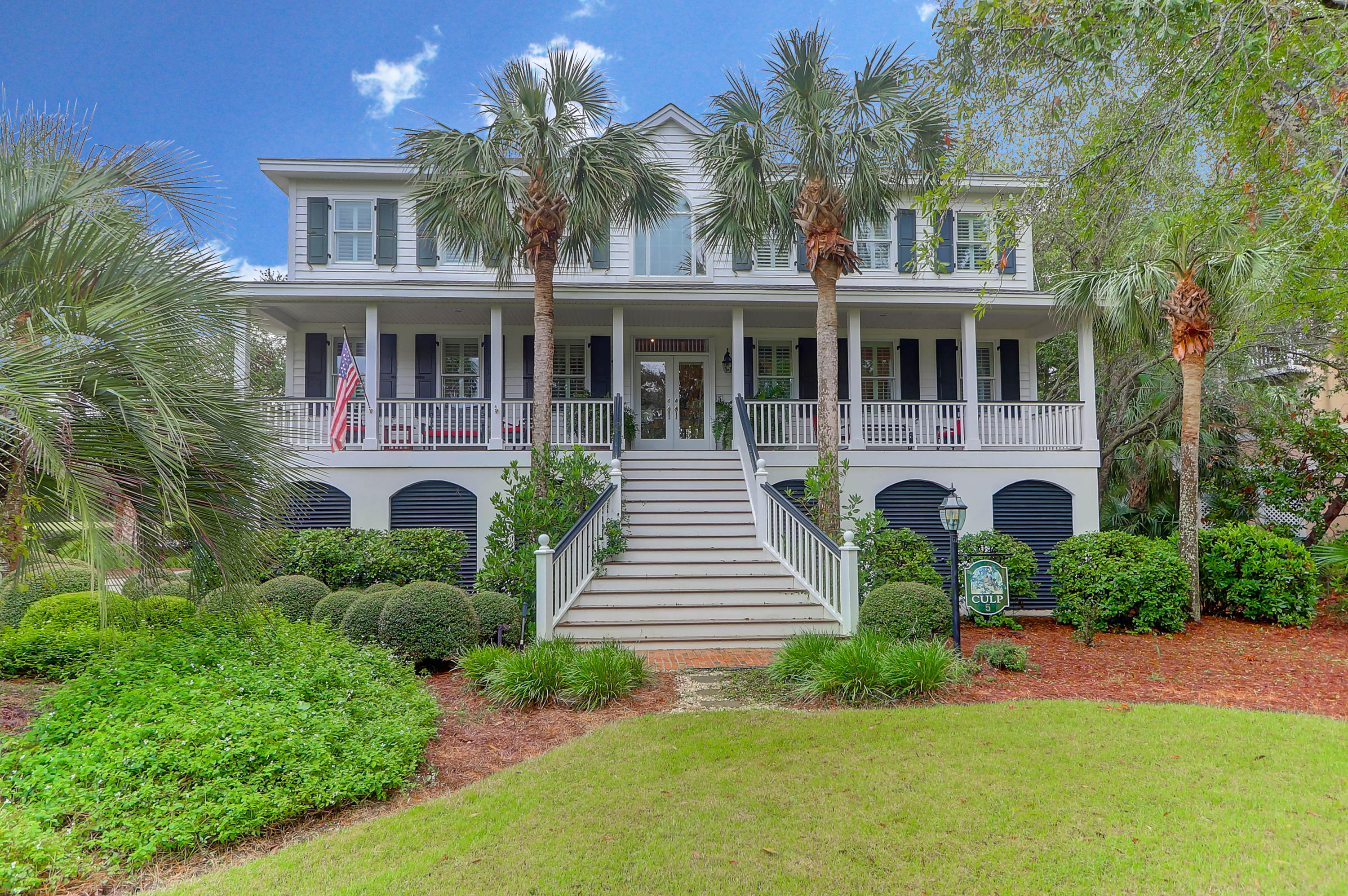 5 Dune Ridge Lane Isle Of Palms, SC 29451