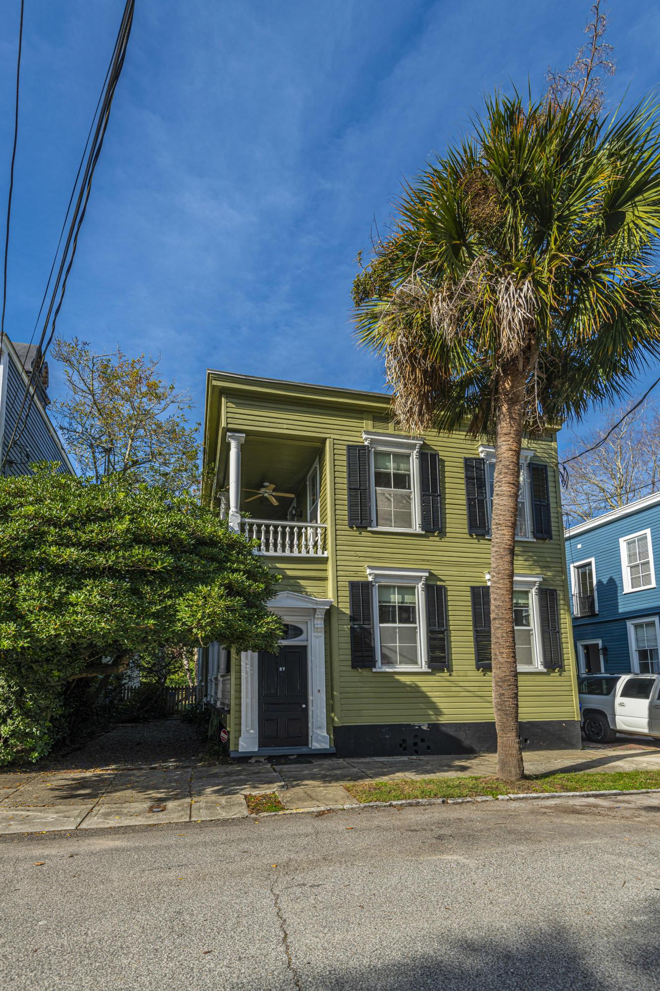 27 Gadsden Street Charleston, Sc 29401