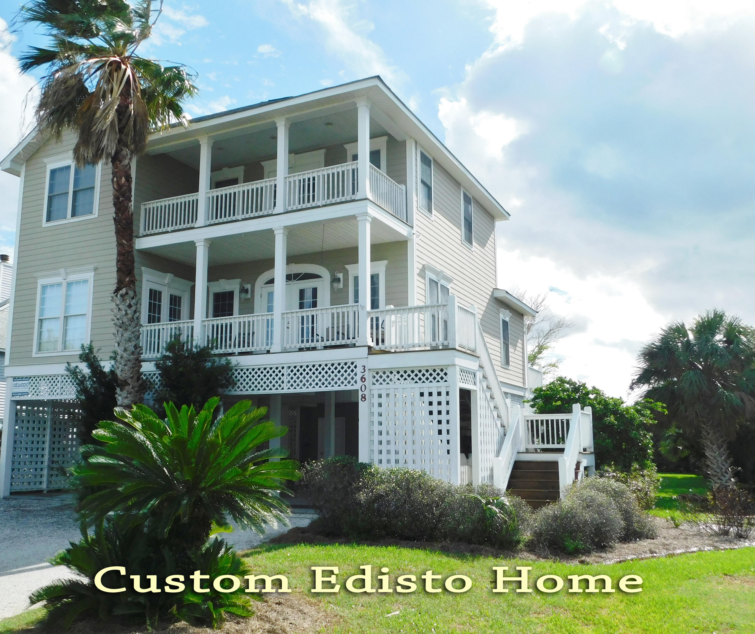 3608 Big Bay Drive Edisto Beach, SC 29438