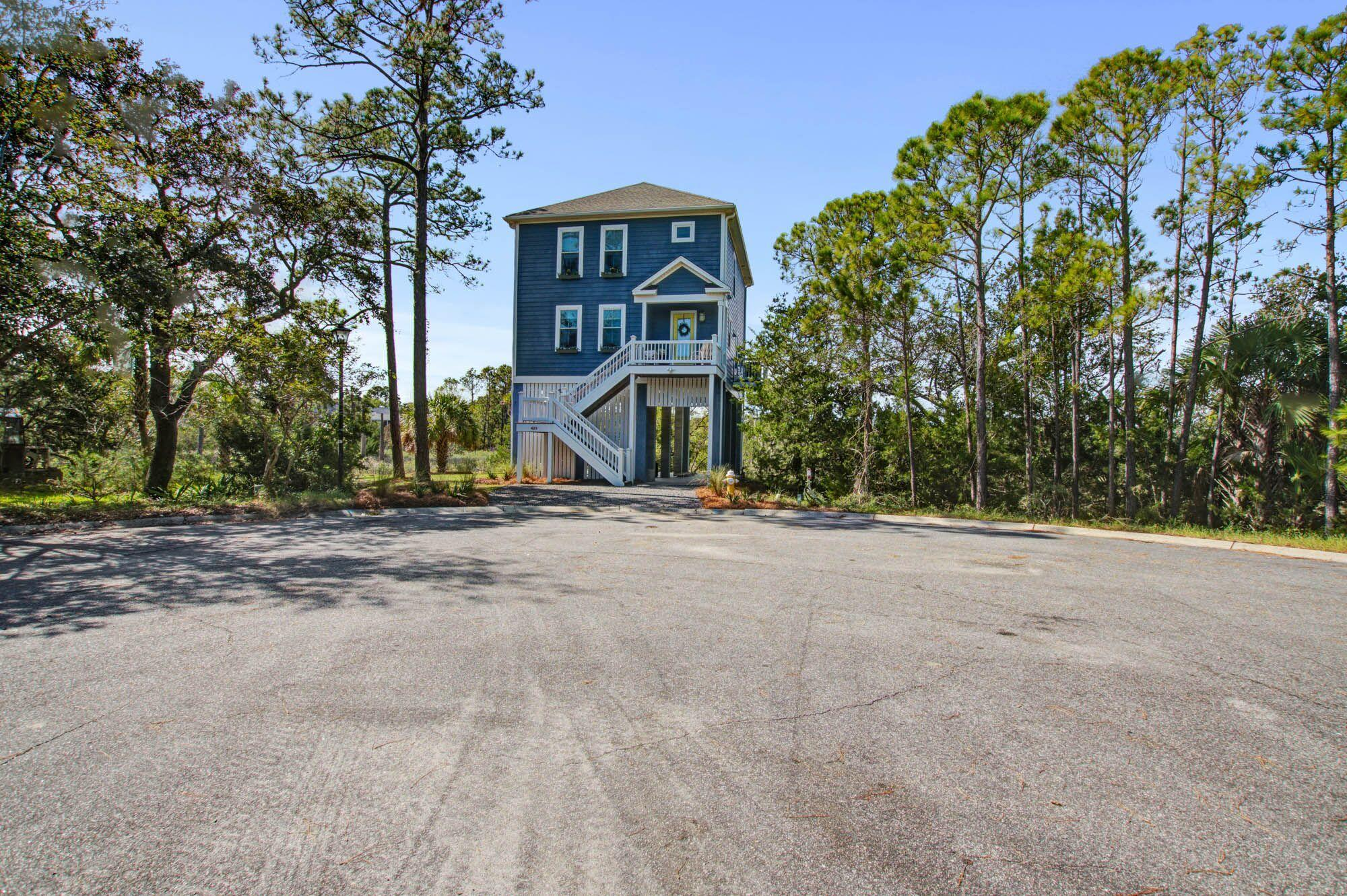 423 W Hudson Avenue Folly Beach, Sc 29439