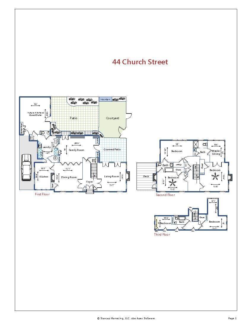 44 Church Street Charleston, SC 29401