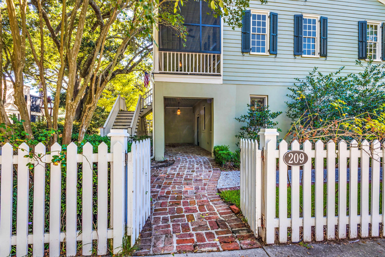 Old Village Homes For Sale - 209 Bennett, Mount Pleasant, SC - 12