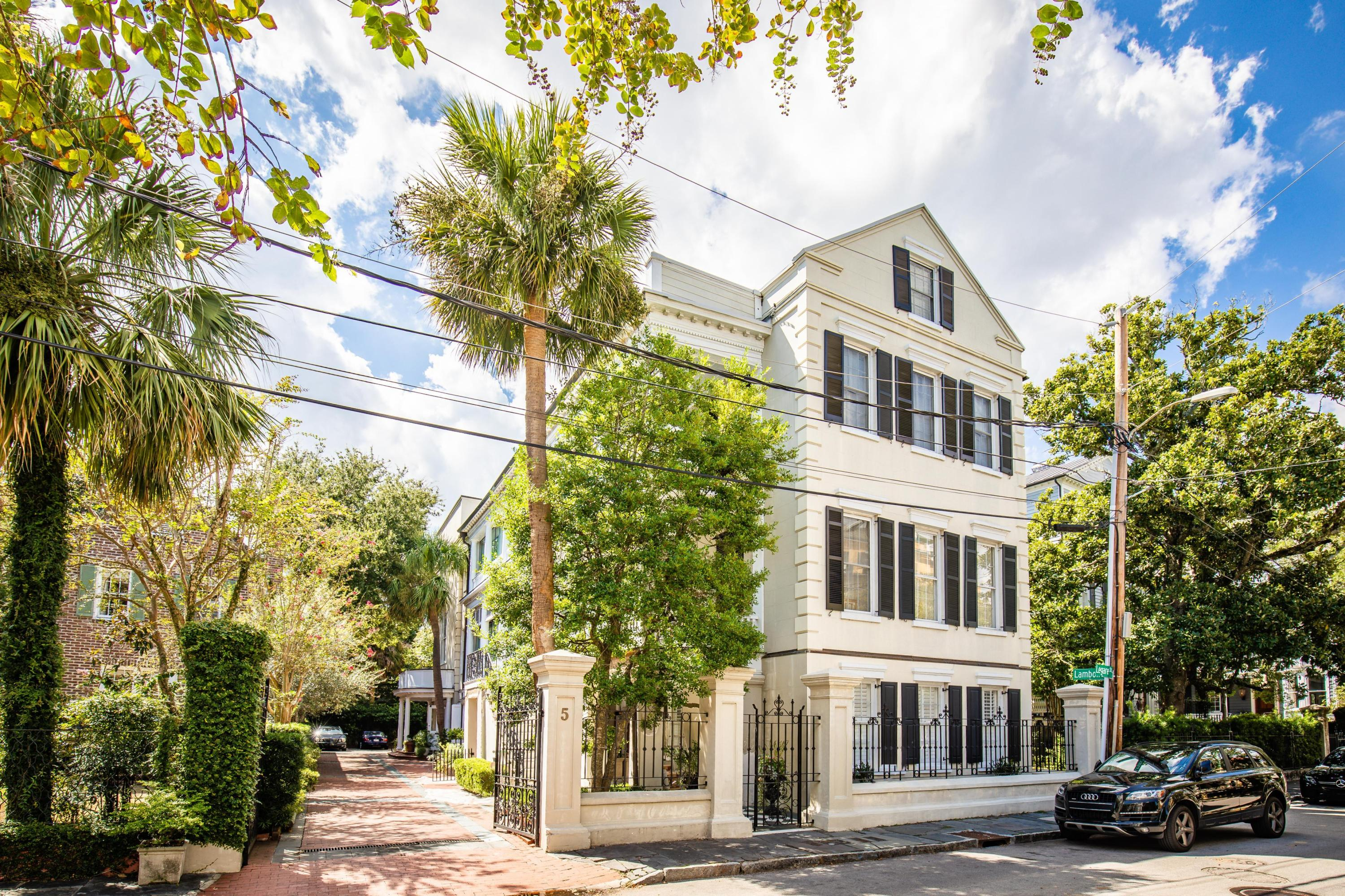 5 Legare Street UNIT C Charleston, SC 29401
