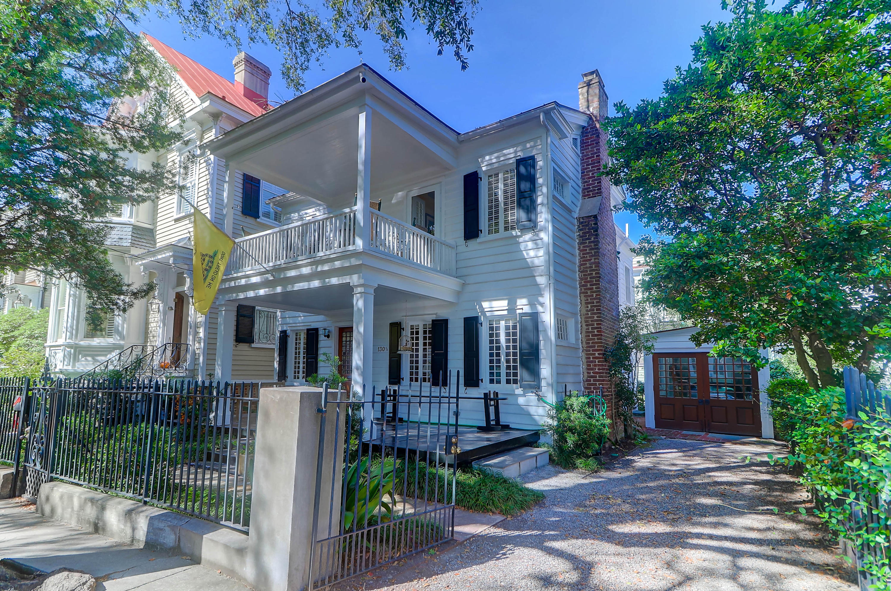 South of Broad Homes For Sale - 130 1/2 Tradd, Charleston, SC - 30