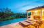 Infiniti Pool and Spa with summer kitchen
