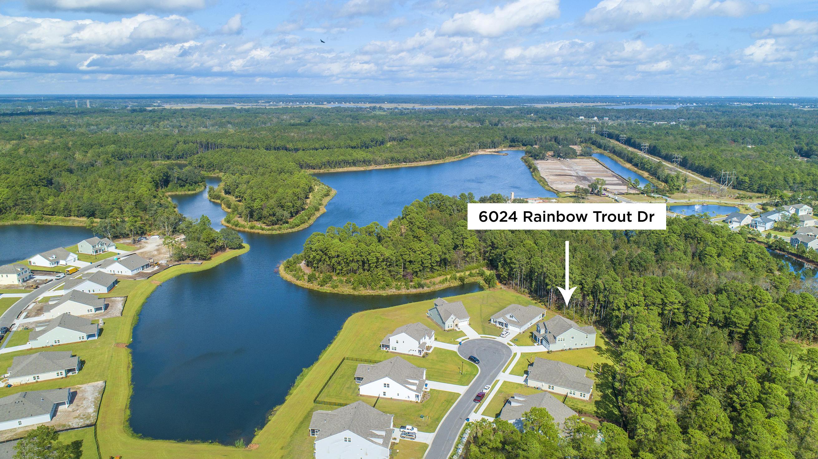 6024 Rainbow Trout Drive Johns Island, SC 29455