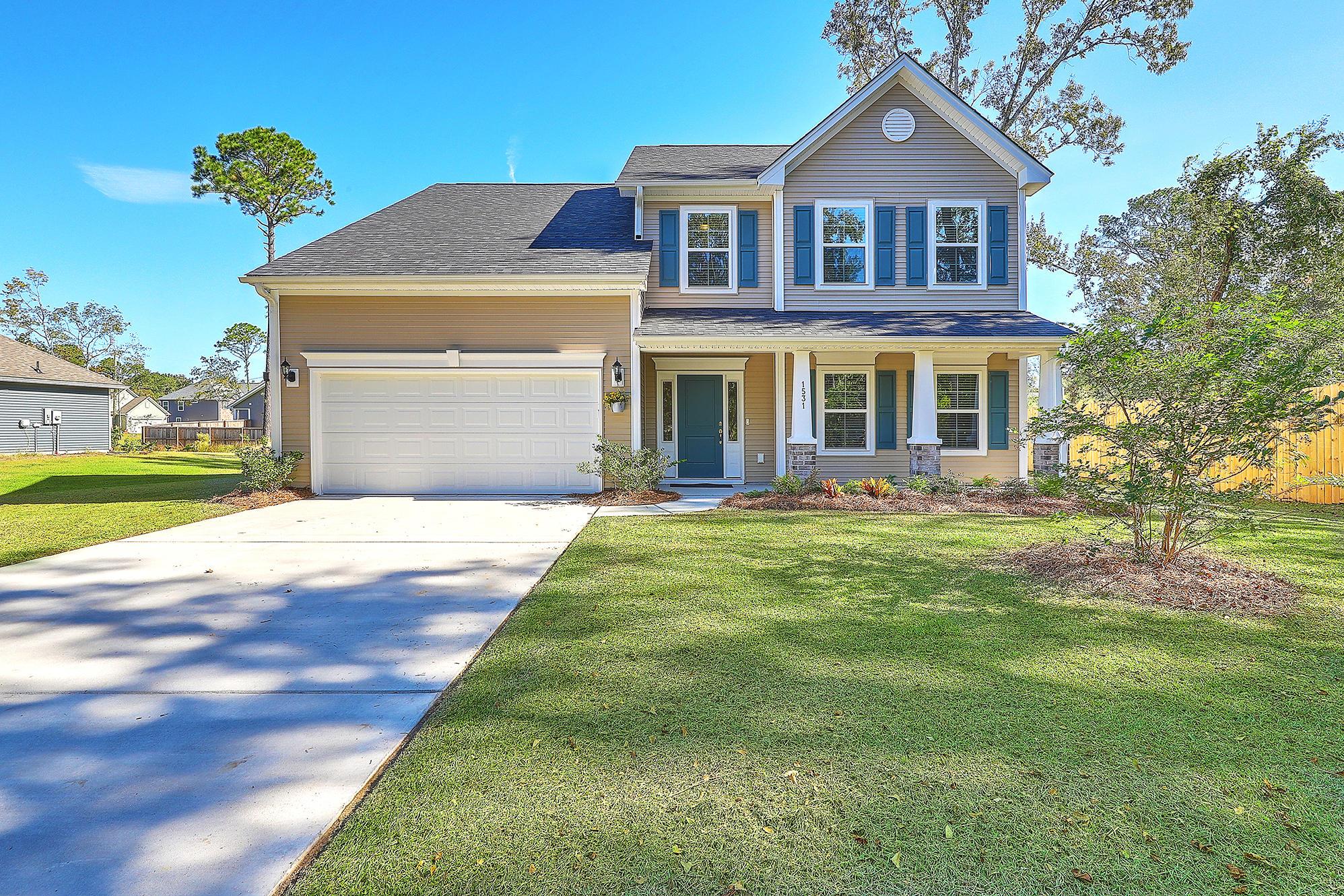 1531 Traywick Avenue Johns Island, SC 29455