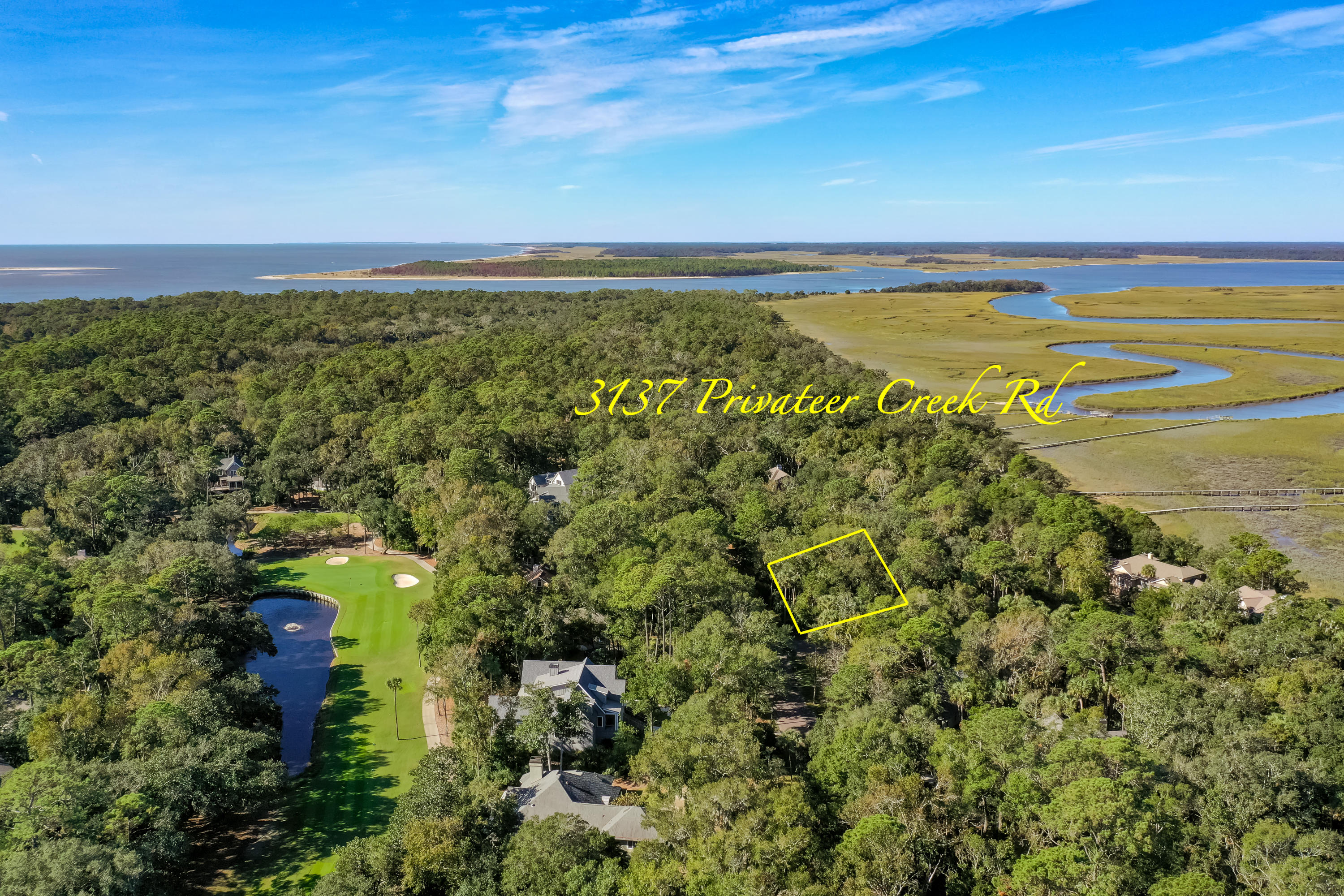 3137 Privateer Creek Road Seabrook Island, SC 29455