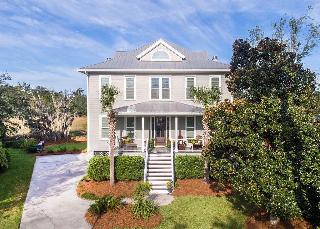 801 Fiddlers Point Lane Mount Pleasant, Sc 29464
