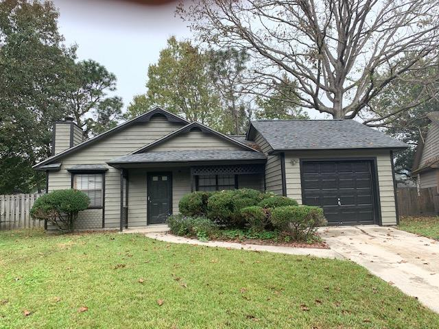 8237 Timberidge Court North Charleston, Sc 29420