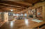 Beautiful rich wooden interior throughout the house.