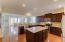 Huge kitchen with Island