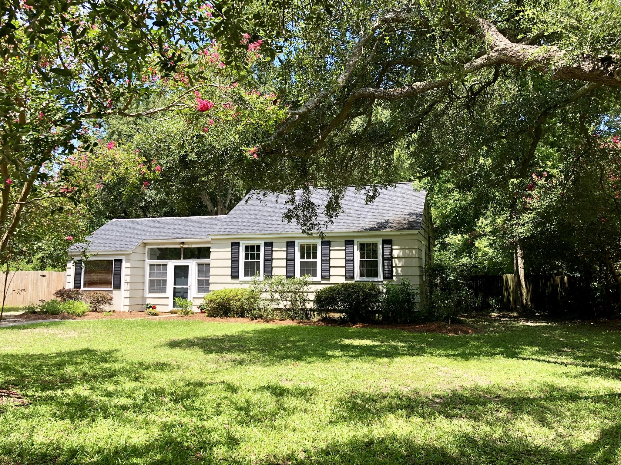 2110 Coker Avenue Charleston, SC 29412