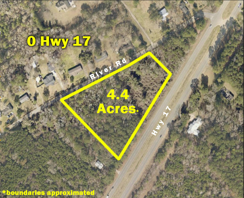 North 17 Highway Mcclellanville, SC 29458