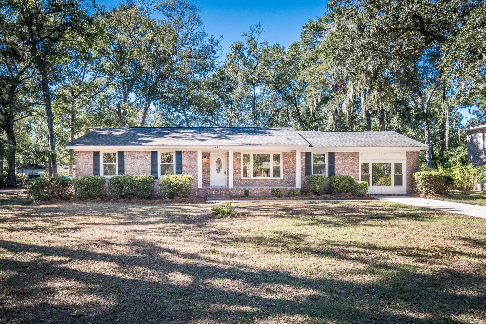 763 Swanson Avenue Charleston, Sc 29412