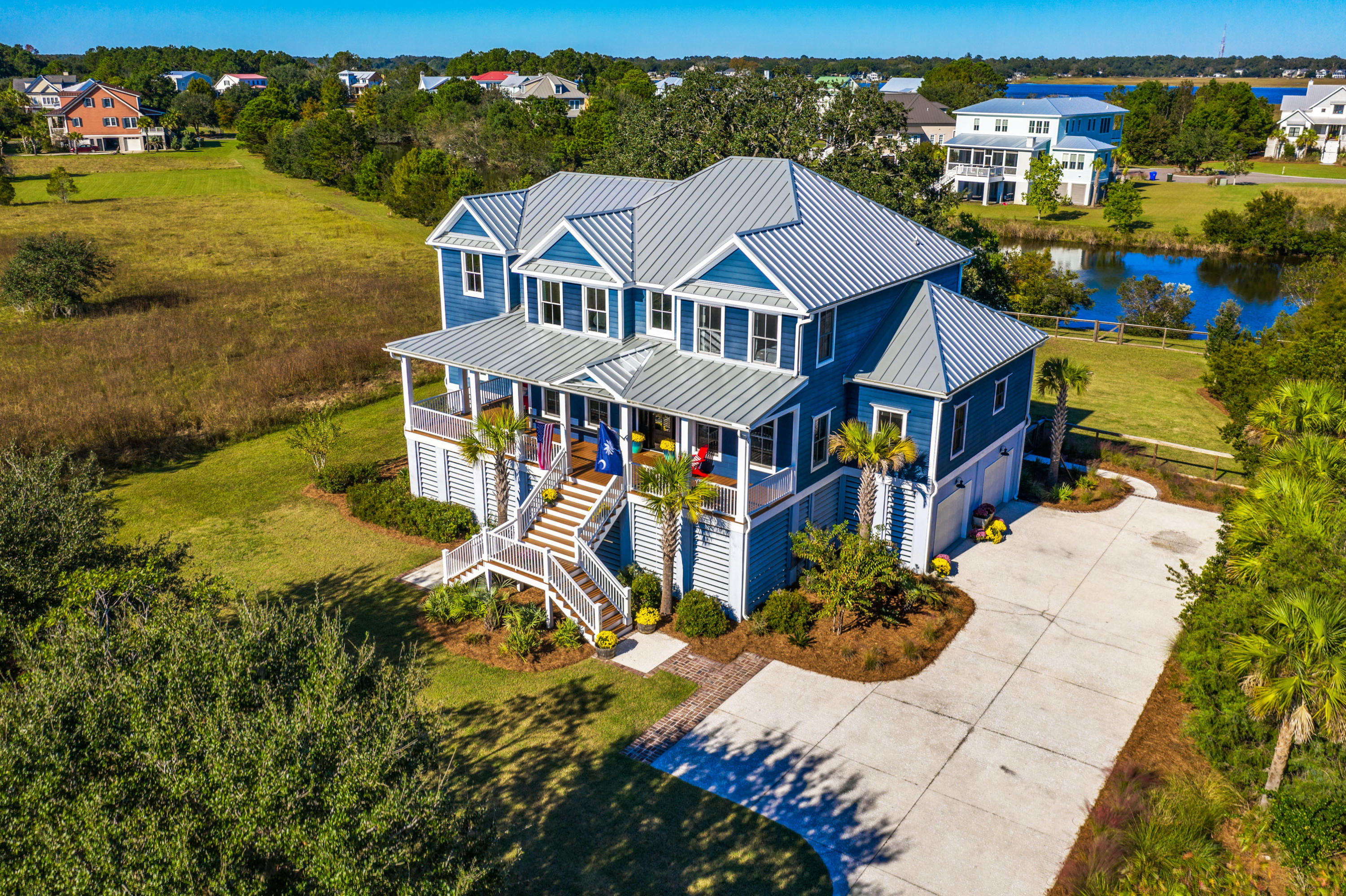 2376 Rushland Landing Road Johns Island, SC 29455