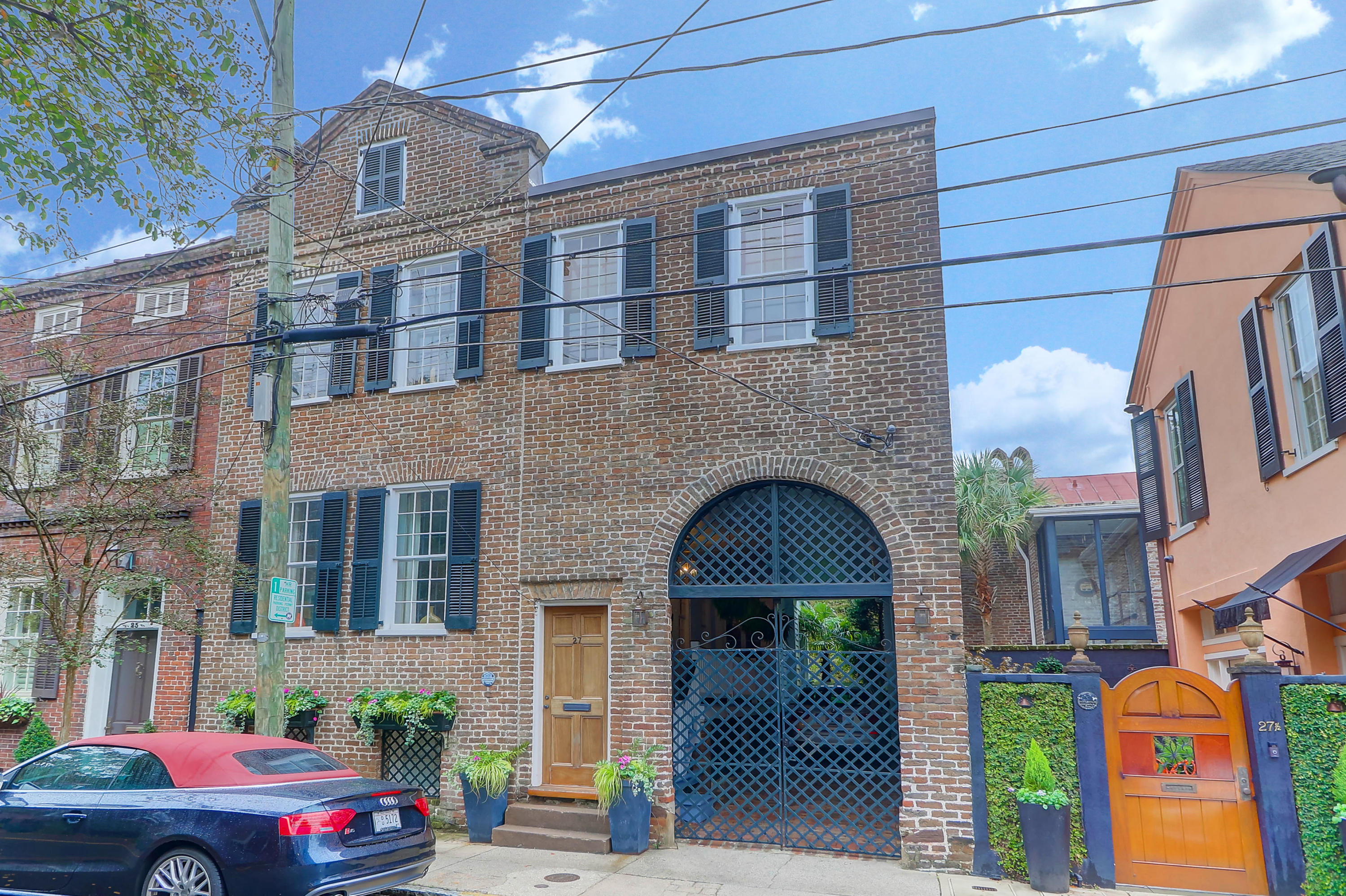 27 Wentworth Street Charleston, Sc 29401