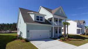 PROMO PRICING.. Home must close on or before 12/31/19. The FANTASTIC Forrester plan is perfectly laid out with a formal dining room, chef's kitchen, spacious living room, and a useful first floor bedroom and full bathroom. The large kitchen features a gigantic granite island and lots of windows flooding with natural light.  The second floor gives you a HUGE owner suite with dbl bowl vanity, tile flooring,  2 additional bedrooms, a full bath and Bonus room round out your second floor. Included features in this home are granite counters, maple cabinets w/crown molding, stainless Frigidaire appliances, pendant lighting over island, recessed can lighting in kitchen, hardwood flooring on first floor, excluding the bedroom, and tile flooring in all baths and laundry