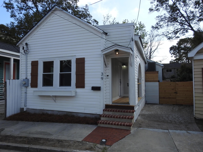 39 Poinsett Street Charleston, SC 29403