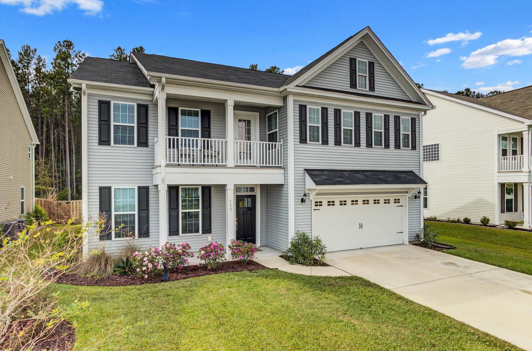 423 Flat Rock Lane Summerville, Sc 29486