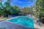 Backyard private inground pool for owners of 1766 Ion Avenue