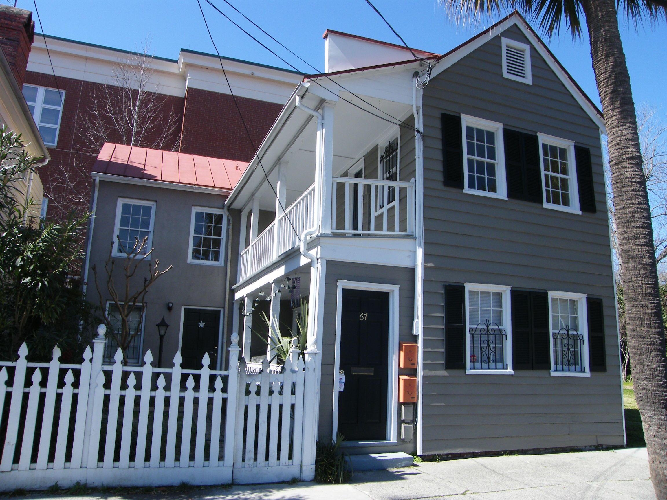 67 Alexander Street Charleston, SC 29403