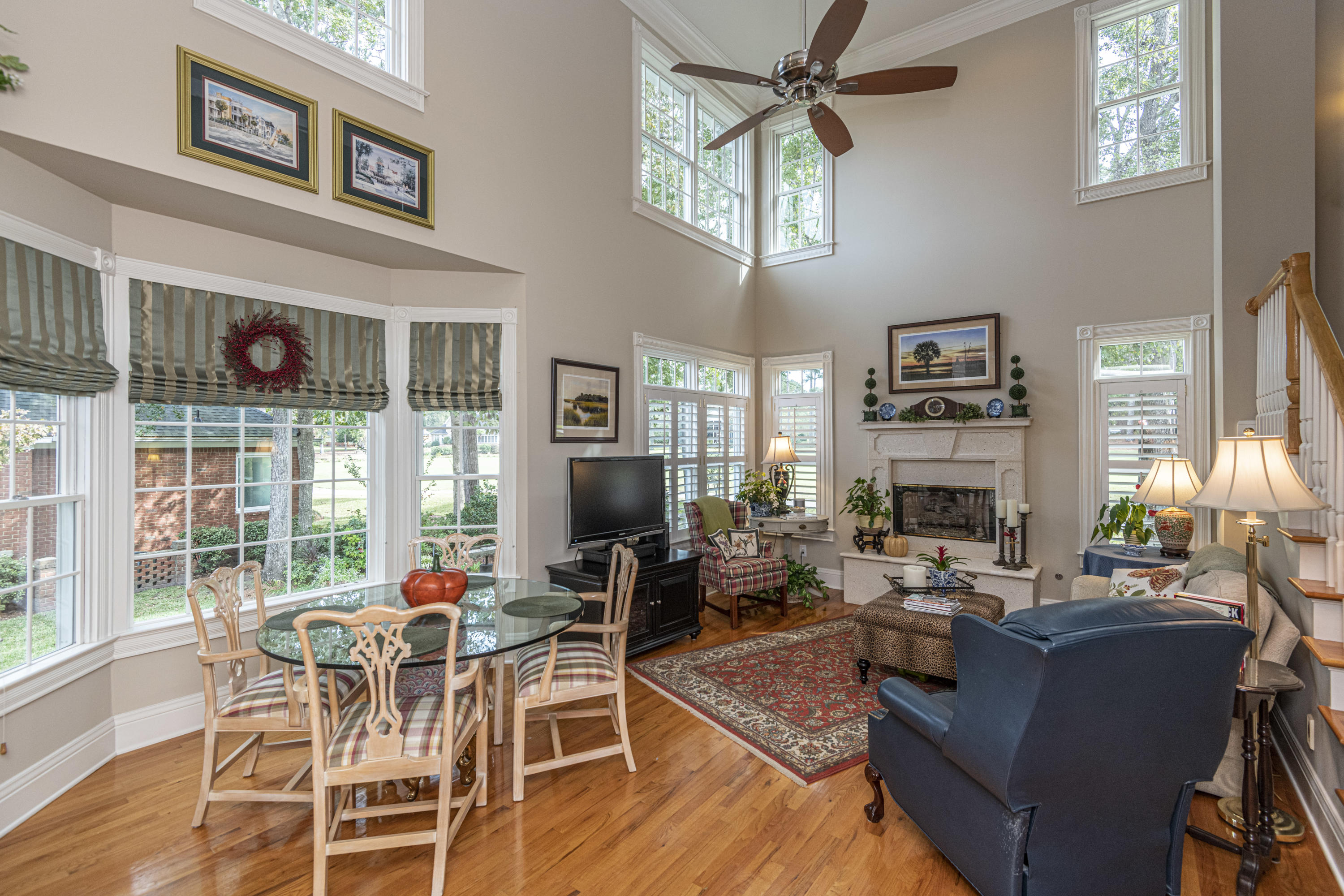 Coosaw Creek Country Club Homes For Sale - 8642 Fairway Woods, North Charleston, SC - 29
