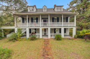 HISTORIC 1800;s PLANTATION STYLE HOME with OVER 4000 SQFT and SOARING 14 FOOT CEILINGS!!!!  FULL FRONT PORCH to enjoy welcoming guests as they notice the immaculate Curb Appeal before stepping into the home. This unique home has great Bones and character and craftsmanship you just can't find in New Construction! There is ample opportunity to make this home your own. Beamed ceilings, tiled flooring, BRICK FIREPLACES!!! This home is THREE STORIES! Original HEART PINE FLOORS!!!  This is TRULY A RENOVATORS DREAM!!! Come view this property today!!!